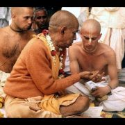 Advancement through initiation and deity worship – Sri Vrindavan Pr, Birmingham UK